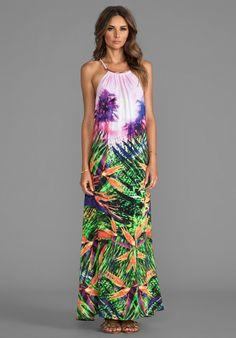 Seafolly Rio Maxi Dress