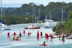 Happy holidays Jervis Bay NSW Australia