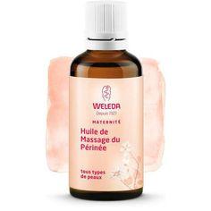 Huile de massage du périnée , Flacon de 50 ml