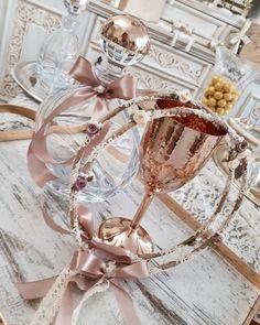 Σετ γάμου,σετ κουμπάρου σε ροζ χρυσό χρώμα !!!!χειροποίητα στέφανα γάμου vintage! 2105157506 Σετ γάμου πολυτελείας με πολύ αγάπη και γούστο!!! #greek#greekdesigners#handmadeingreece#greekproducts#γαμος #wedding #stefana#χειροποιητα_στεφανα_γαμου#weddingcrowns#handmade #weddingaccessories #madeingreece#handmadeingreece#greekdesigners#stefana#setgamou#μπομπονιερες_γαμου#ποτήριγαμου #σετκουμπάρου Greek Wedding, Our Wedding, Wedding Wreaths, Wedding Decorations, Animal Party, Communion, Save The Date, Getting Married, Wedding Invitations