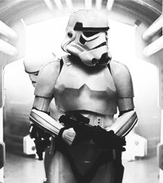 I just took a Star Wars personality quiz and found out im a Stormtrooper. Haha