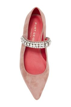 KG by KURT GEIGER Kingly Mary Jane Flat Kurt Geiger, The Vamps, Brand It, Mary Janes, Closet Renovation, Slippers, Product Launch, Flats