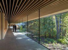 Patkau Architects, Audain Art Museum, Whistler