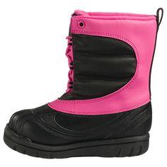 snow boot, brace, AFO