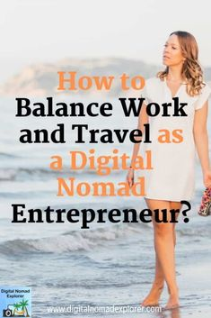 Apr 2020 - As an entrepreneur and digital nomad, balancing your daily life working and traveling can be tricky. In this article I cover some key ideas that can help! I would greatly appreciate if you would click the pin and read the article! Travel Jobs, Work Travel, Freelance Photography, Photography Jobs, Good Time Management, Minimalist Lifestyle, Digital Nomad, Entrepreneur, How To Become