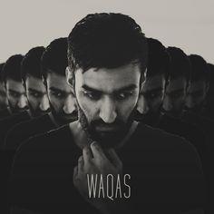 2. Artwork udarbejdet til musikeren Waqas (fra Outlandish) pic by Amar Mahmood