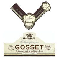 Gosset Excellence Brut NV Champagne at WineExpress.com