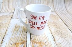 Christmas Coffee Gift, Inappropriate Mug, Coffee Lover Gift, Funny Coffee Cup, Gift For Him, Stocking Stuffer For Him gag gift, I am a penis by BellaCuttery on Etsy https://www.etsy.com/listing/486962545/christmas-coffee-gift-inappropriate-mug