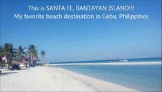 Bantayan Island Cebu, Destin Beach, Beach Resorts, Philippines, Beaches, Outdoor, Instagram, Outdoors, Sands
