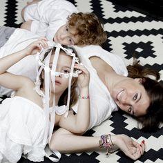 Mum & Children #TenderMoment MILLIE Dress ans AMAR Shirt #cdec_paris