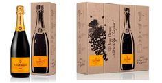 Veuve Clicquot Sustainable Packaging DS Smith