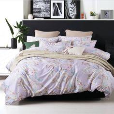 床品套件 100%棉 活性印花 玛琪 四件套