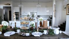 Gather | A Holiday Tea | Jeanne Oliver