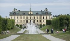 "The private residence of the Swedish Royal Family, Drottningholm Palace, was built in the 1600s and is listed on UNESCO's World Heritage list. The Swedish Monarchy says that it is the ""…"