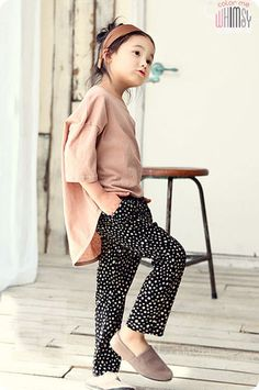 Crumbs Slouchy Pants