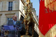 1er mai: la démonstration de force (et de popularité) de Jean-Marie Le Pen