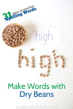 Make words with dry