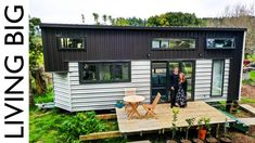 Young Couple Climb Onto The Housing Ladder With Incredible Tiny Home