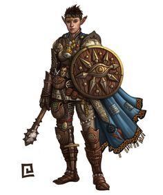 Mercenary: Superstition by chrisknightart on DeviantArt