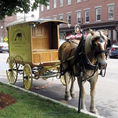 This horse-drawn wagon carries hundreds of loaves and pastries to market without using a drop of gasoline. The Vermont baker who built it believes horse-drawn vehicles can make a comeback, and hopes that he's started a trend with his handmade delivery wagon. Learn how to make your own DIY delivery cart in this article from MOTHER EARTH NEWS magazine.