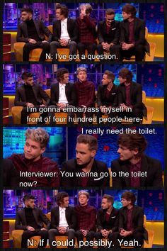 One Direction on The Jonathan Ross Show // One Direction Funny Moments of 2013…