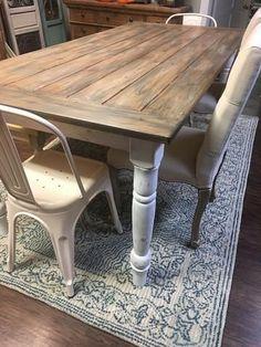 Farmhouse Table #Farmtablediningroom