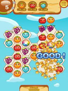 Play Fruita Swipe Online - FunStopGames