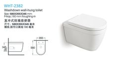 Sanitary ware,wall mounted toilet, wall-hung toilet, back to wall toilet, wall hanging toilet, wall mount wc, wall hung closet,p-trap wall hung toilet,chaozhou wall hung toilet Wall Mounted Toilet, Toilet Wall, Back To Wall Toilets, Flooring, Ceramics, Closet, Ceramica, Pottery, Armoire