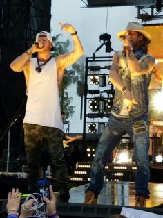Russ has taught me to love country music over the last 25+ years.  FL GA Line rocked The Chili Cookoff.