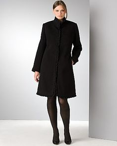 plus size coats for women