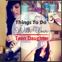 23 Things To Do With Your Teen Daughter | Jenns Blah Blah Blog | New Mexico Mom Travel, Foodie, & Lifestyle Blogger