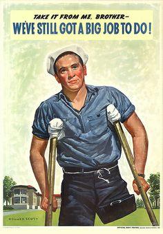 1943 ... big job to do! history, WW2