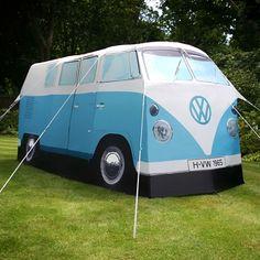 VW Camper Van Tent from Firebox.com