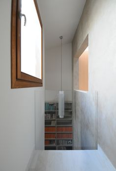 Cal Muns. Calaf. Barcelona. 2015. Private house refurbishment. Stairs. 2nd Floor.