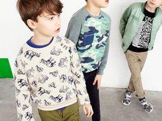 KIDS Boys-LOOKBOOK | ZARA 日本
