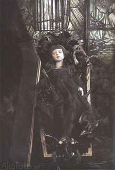 """from """"Sans Souci"""" by Koitsukihime Mark Ryden, Gothic Men, Alone Photography, Human Doll, Most Famous Artists, Living Dolls, Creepy Dolls, Japanese Artists, Bjd Dolls"""