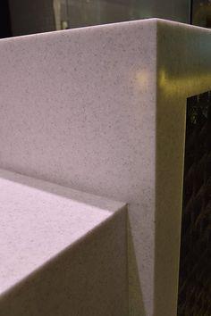 #himacs En Mostradores, Como El Realizado Por El Manipulador  @ar_solidsurface Para La Cafetería Pan Y Chocolate   HI MACS® #himacs  #lovingmyHimacs ...