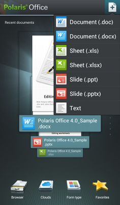 Polaris Office: What costs you $12.99 on iOS is free on Android, and will get you a powerful word processor, spreadsheet editor, and PowerPoint presentation suite.