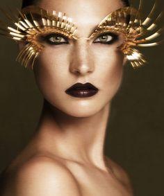 """The Beauty"" | Model: jacquelyn jablonski, Photographer: Victor Demarchelier, Harper's Bazaar, December/January 2013"