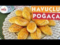 Havuçlu Kıyır Poğaça (Videolu) – Nefis Yemek Tarifleri