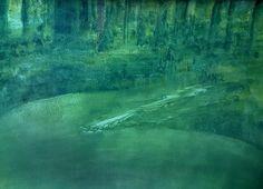 "Saatchi Art Artist Sergio Alexandre; Painting, ""Mata Atlântica"" #art"