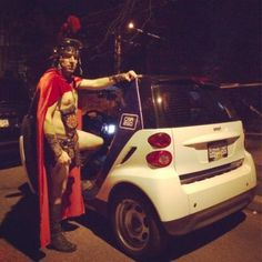 I just entered into the @car2go #Scare2go Costume Contest. Here's my entry, I'd love to see yours!