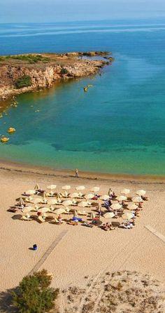 Agioi Apostoloi, 4.6 km from Chania town, Crete
