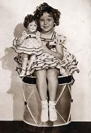 This white and red polka dot dress (Shirley temple) would be the cutest thing!