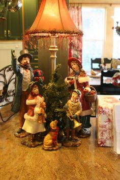 Be Book Bound: Charles Dickens Christmas Decor