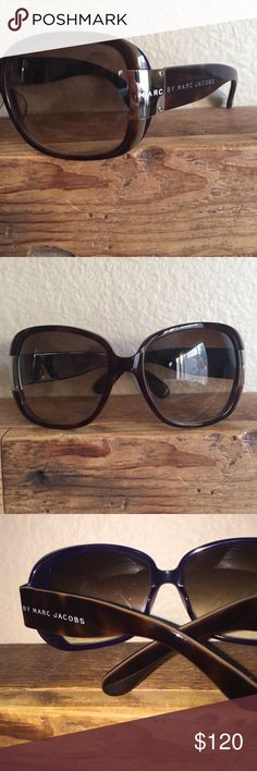 MARC by Marc Jacobs sunglasses With case and cloth! No scratches!! Perfect condition Marc by Marc Jacobs Accessories Sunglasses