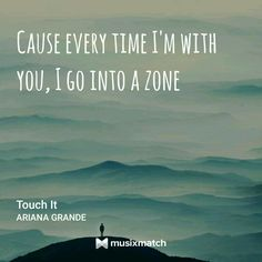 Touch It - Ariana Grande