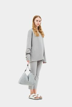 Parachute Bag Medium Grey – Thisispaper Shop