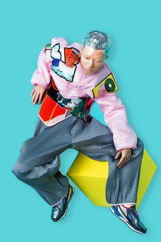 "Taiwanese designer 周芸廷 Tina Chou unveiled her Fall/Winter 2015 collection titled ""The Second Sex"", inspired by Simone de Beauvoir's book with the same name. Photographer: Ash Fang @ABook Make-up: Eddi Hsu Hair: Eddi Hsu Model: Toby Huang & Daisy Yuping Wang Designer: 周芸廷... »"