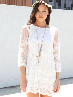 Saboskirt.com-beautiful lace dress.